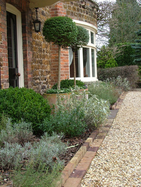Herbaceous planting - Norfolk